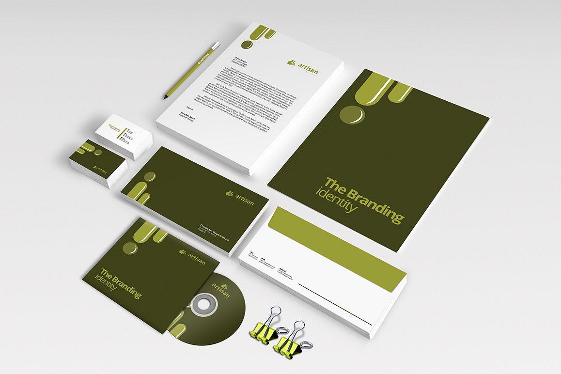 Branding Stationery example image 1