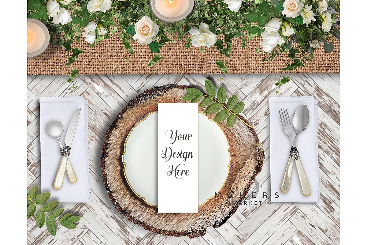 Wedding Mockup/ Wedding Stock Photography example image 1