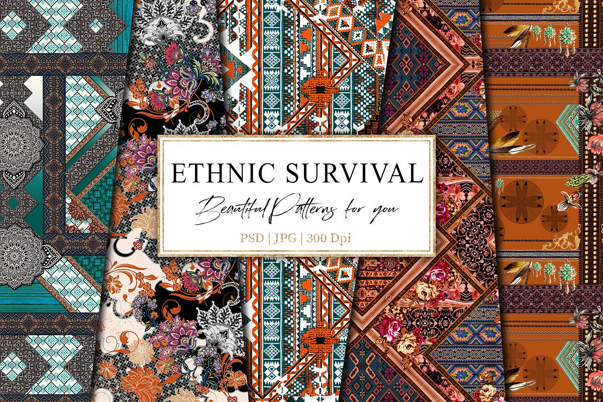 Ethnic Survival example image 1