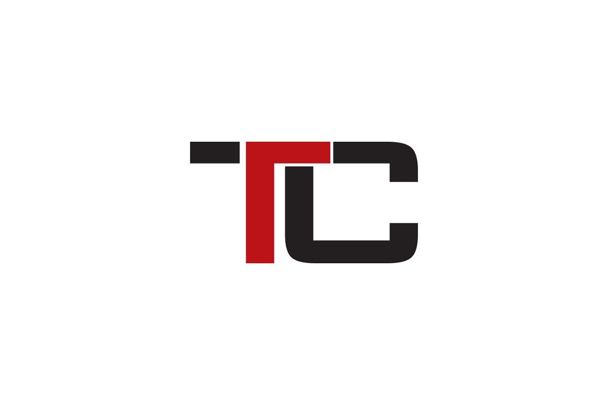 tc letter logo example image 1