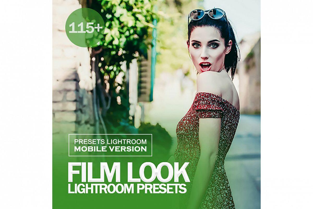 Film Look Lightroom Mobile Presets example image 1