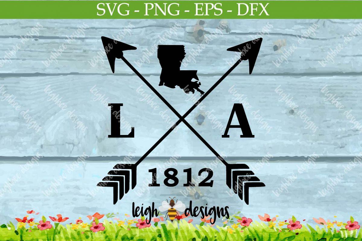 Arrow Louisiana 1812 example image 1