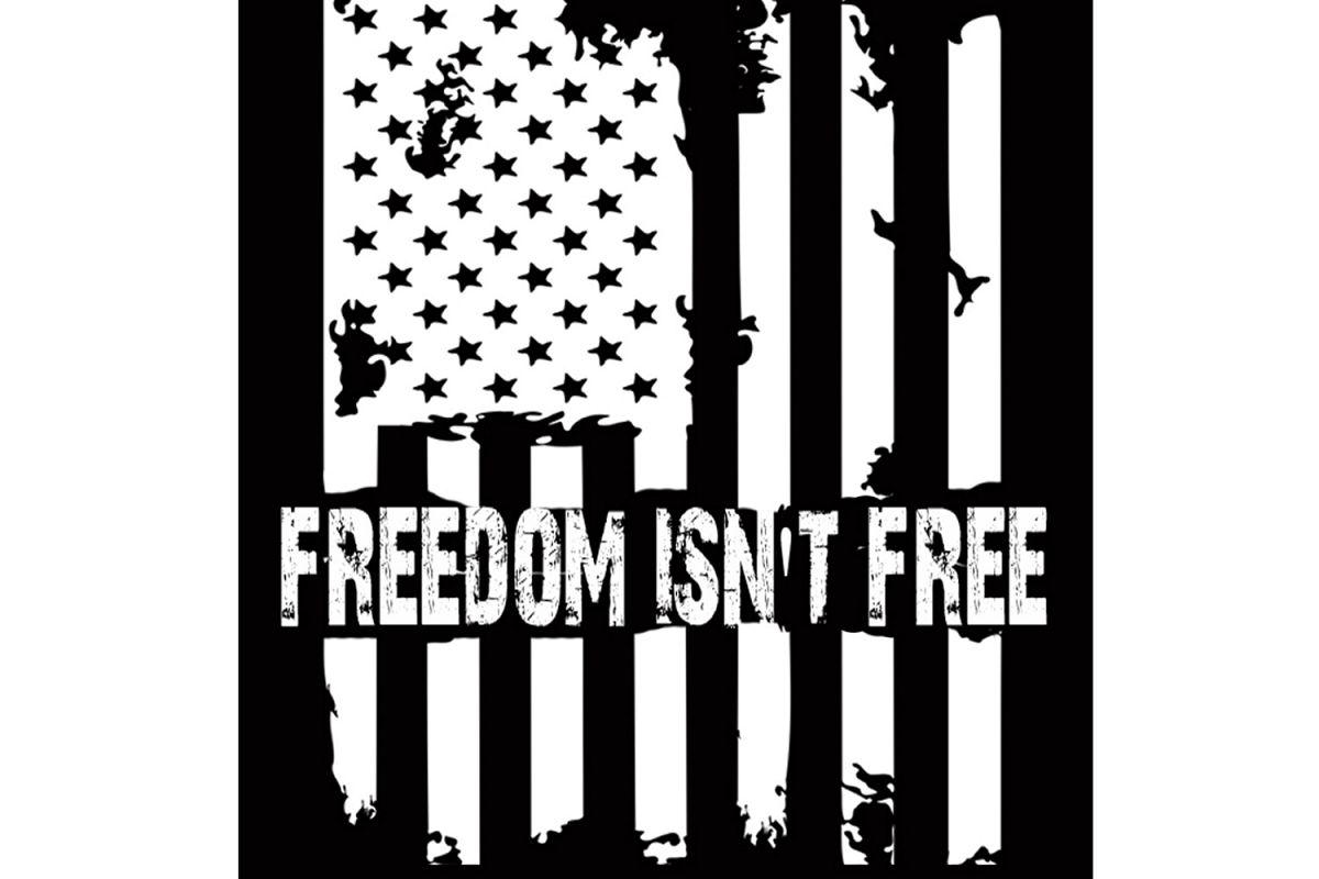 Freedom Flag example image 1