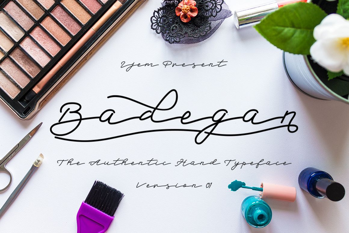 Badegan Script_OFF 30% example image