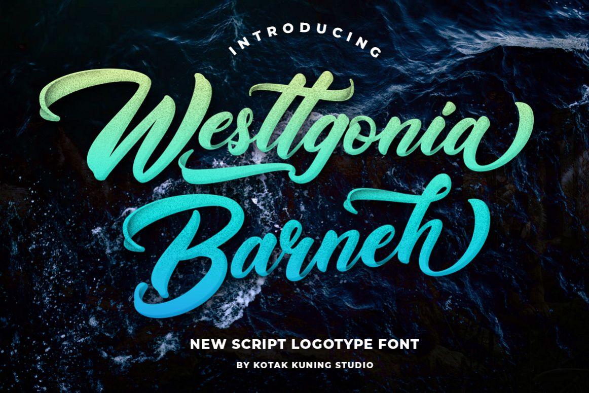 Westtgonia Barneh example image 1