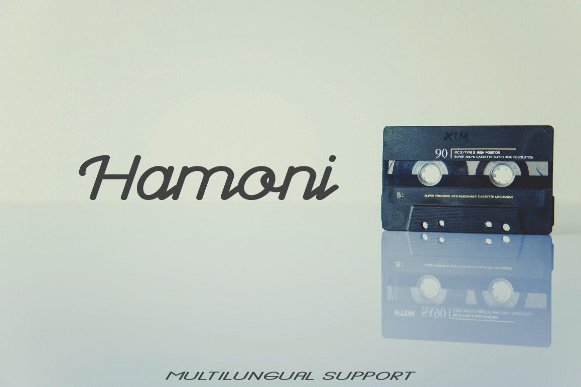 Hamoni example image 1