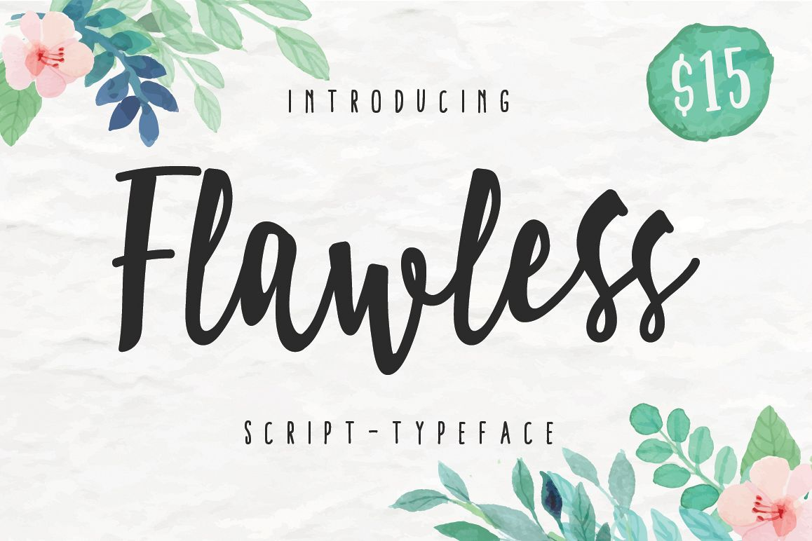 Flawless Script example image 1