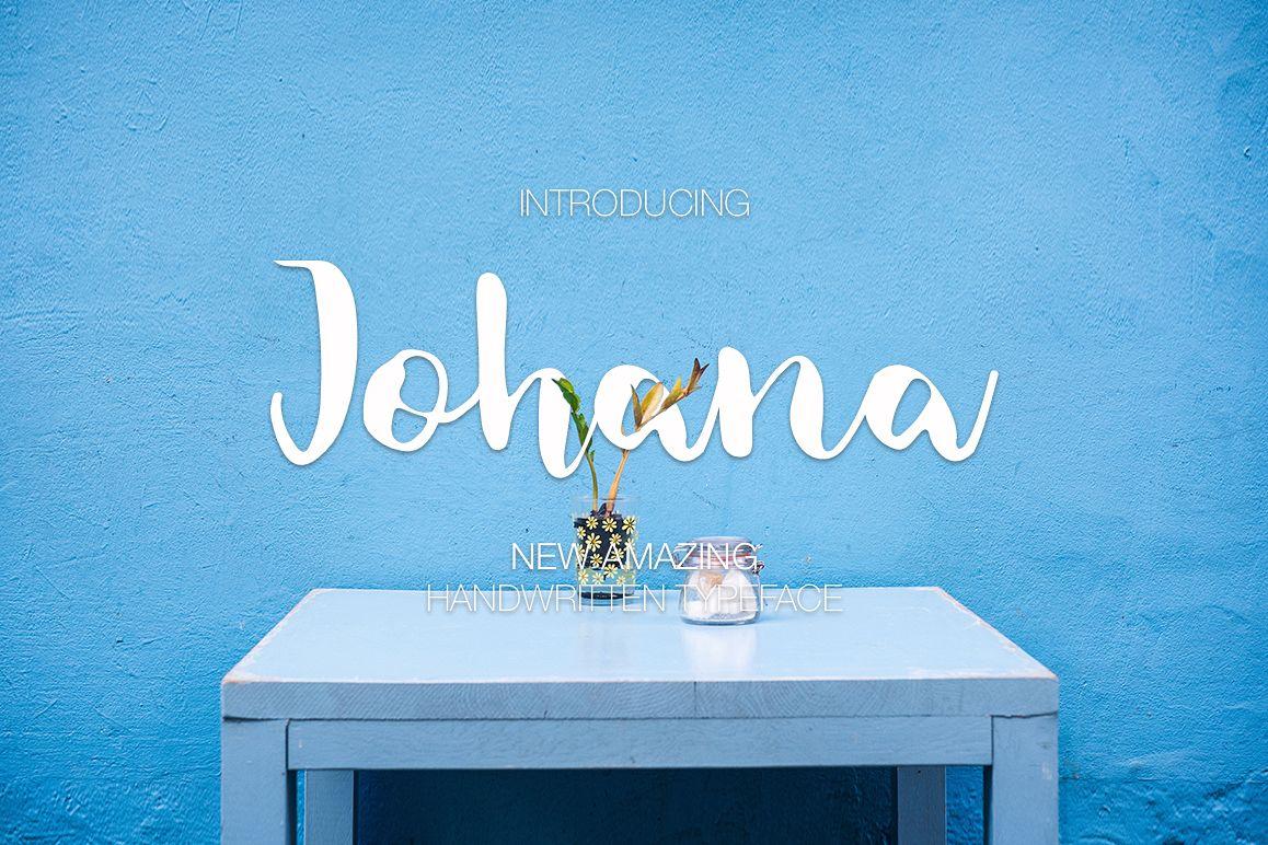 Johana example image 1