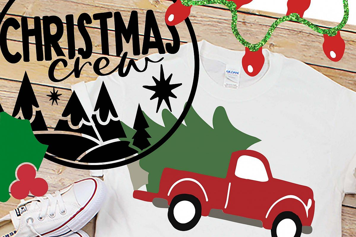 Huge set of Christmas SVG files by Shorts and Lemons example image 1