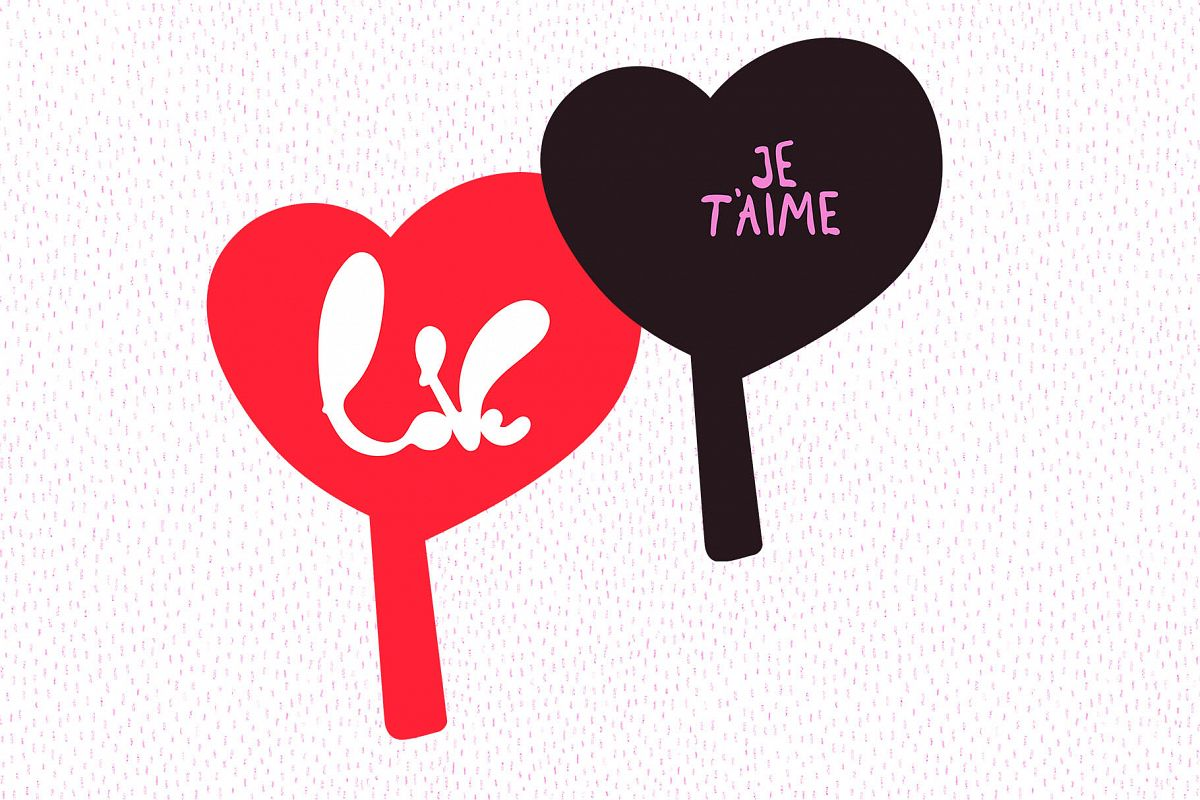 Valentine's Day Vector_part 14 example image 1