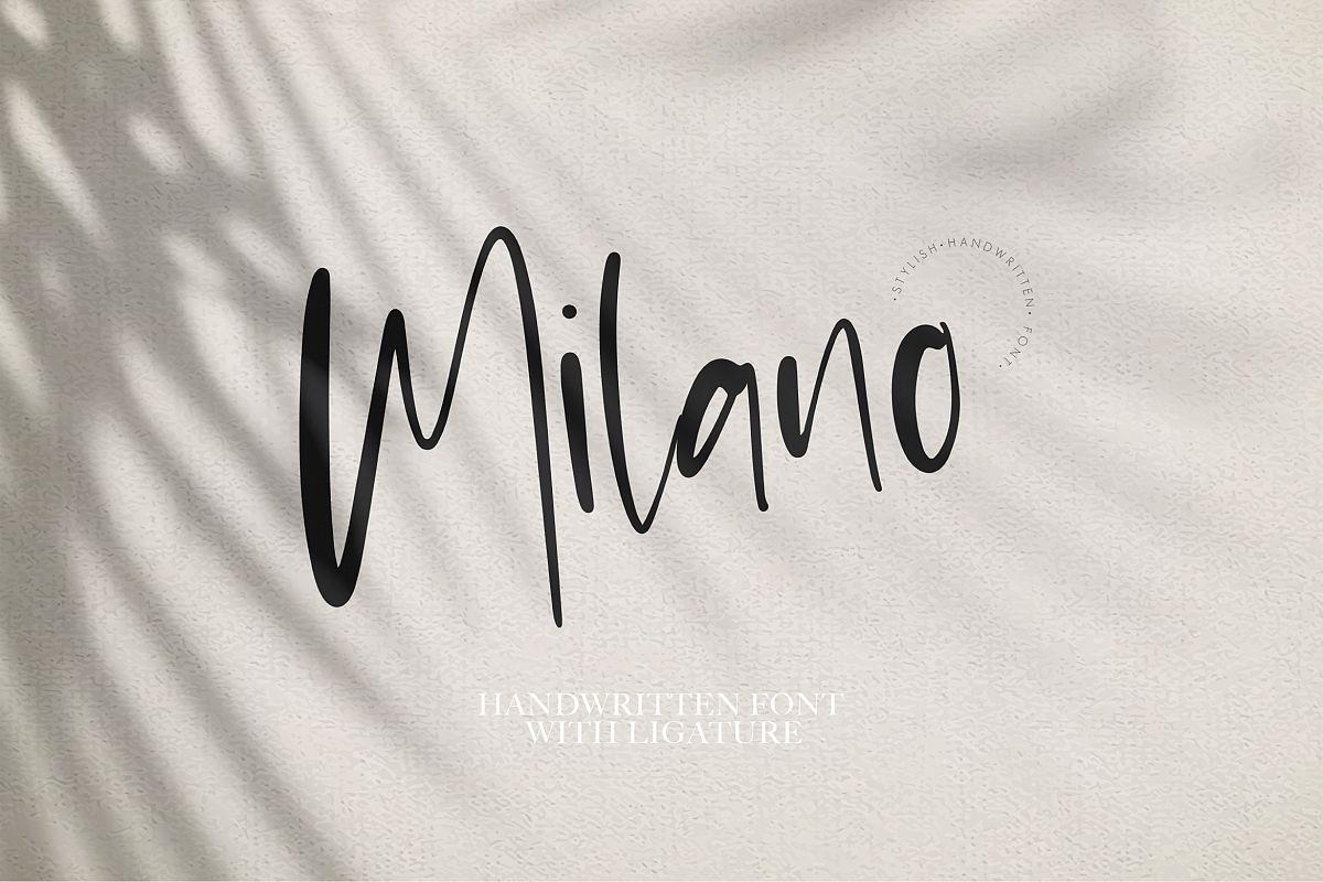 Milano example image 1