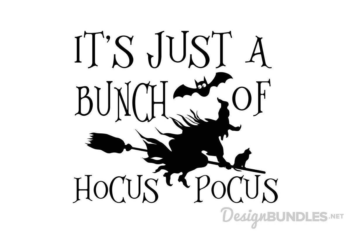ea0a06ce Hocus Pocus - SVG example image 1