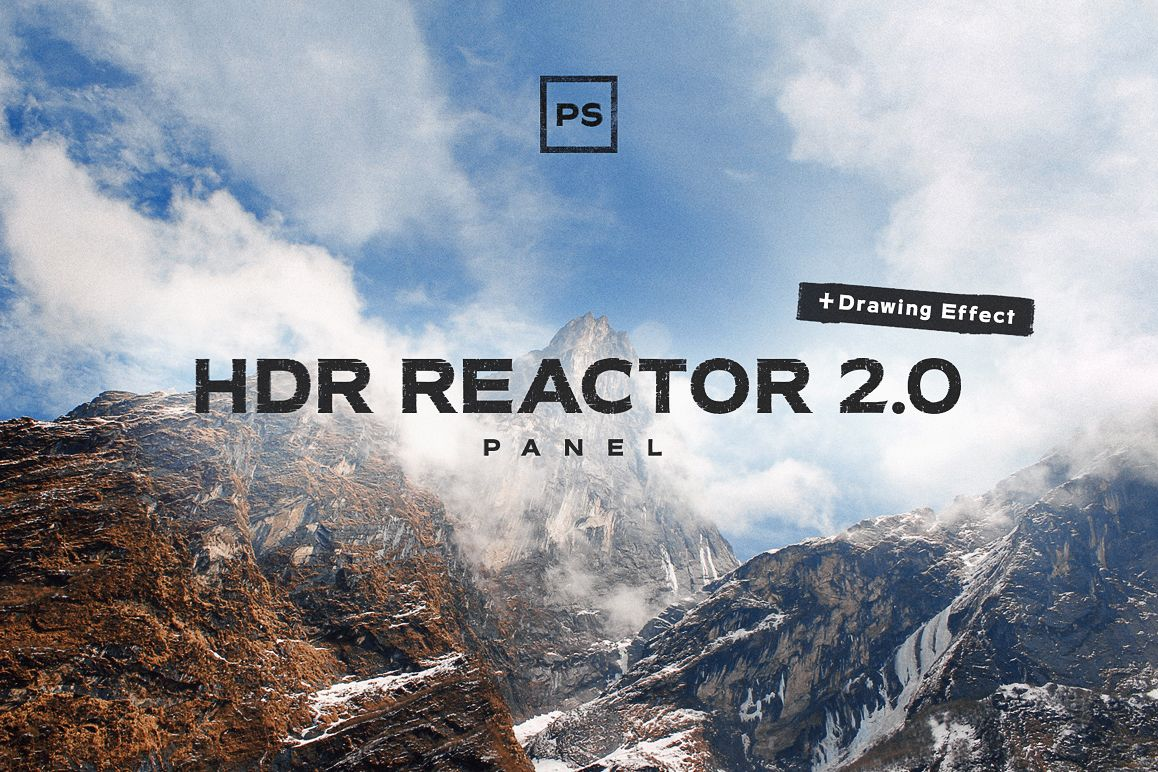 HDR Reactor 2.0 example image 1