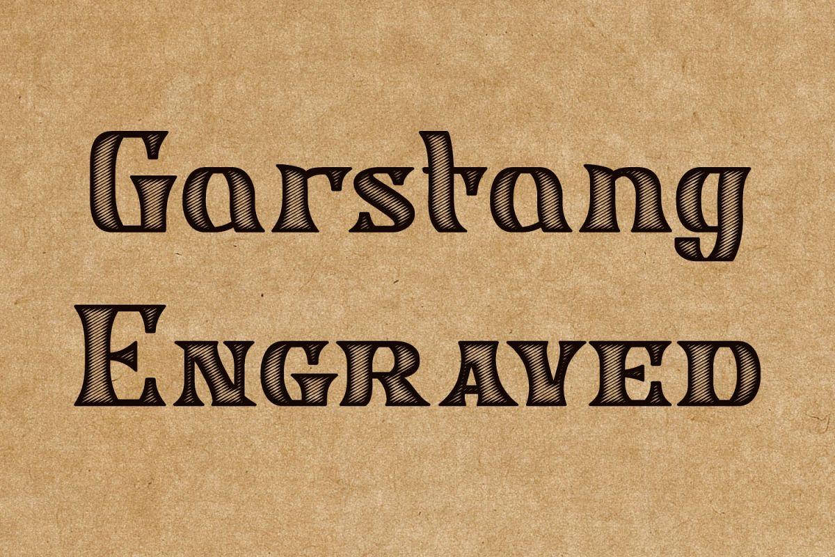 Garstang Engraved example image 1