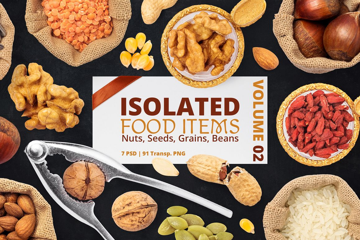 Isolated Food Items Vol.2 example image 1