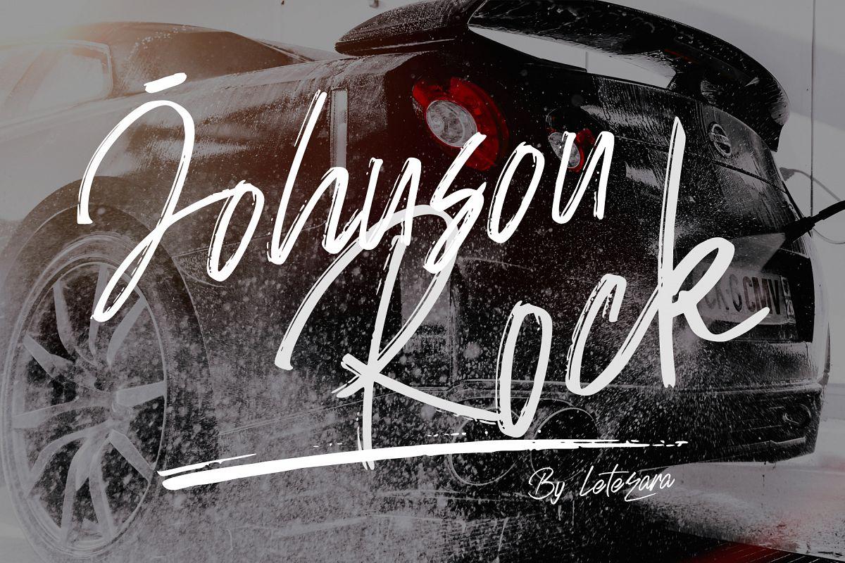 Johnson Rock example image 1
