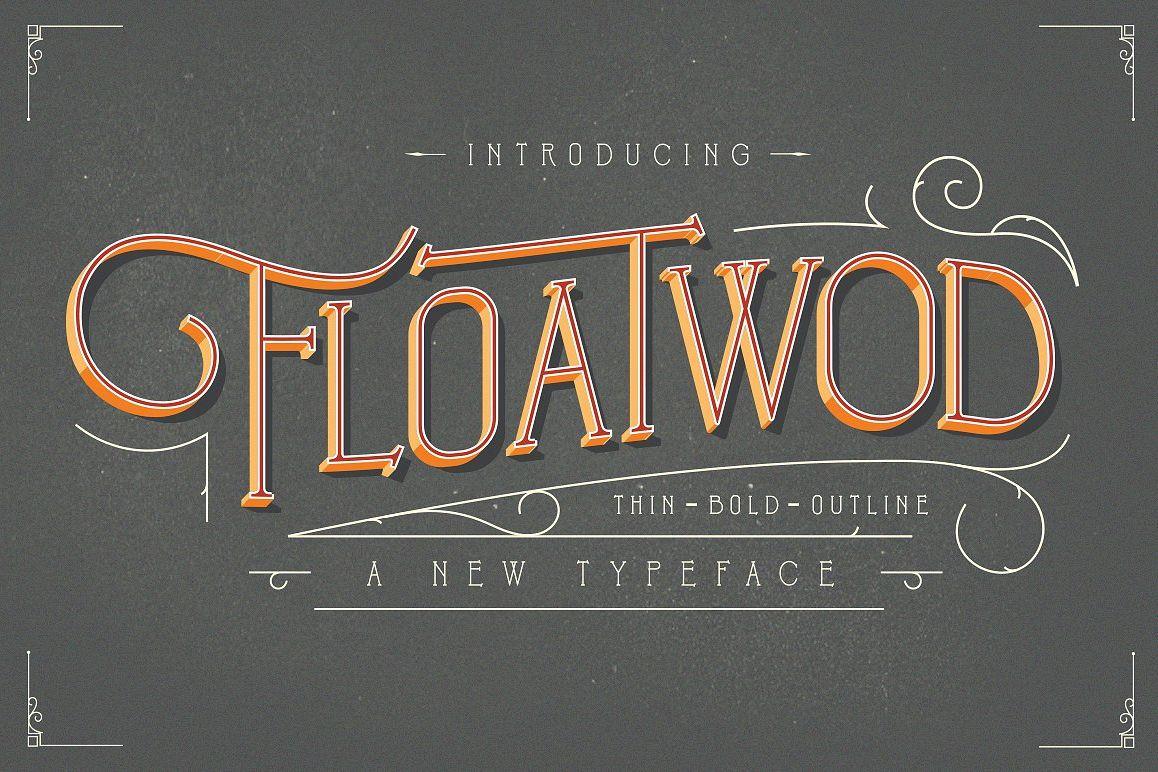 Floatwod example image 1