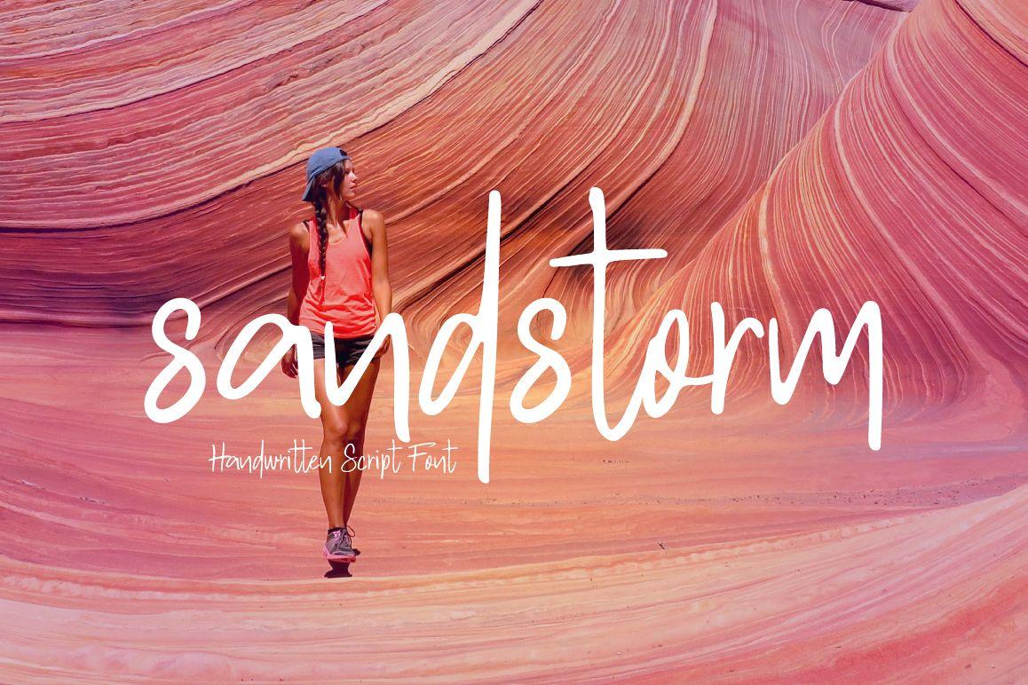 sandstorm example image 1