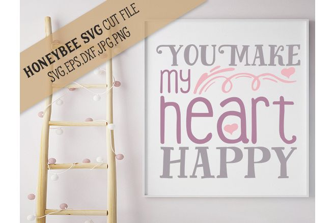 You Make My Heart Happy example image 1