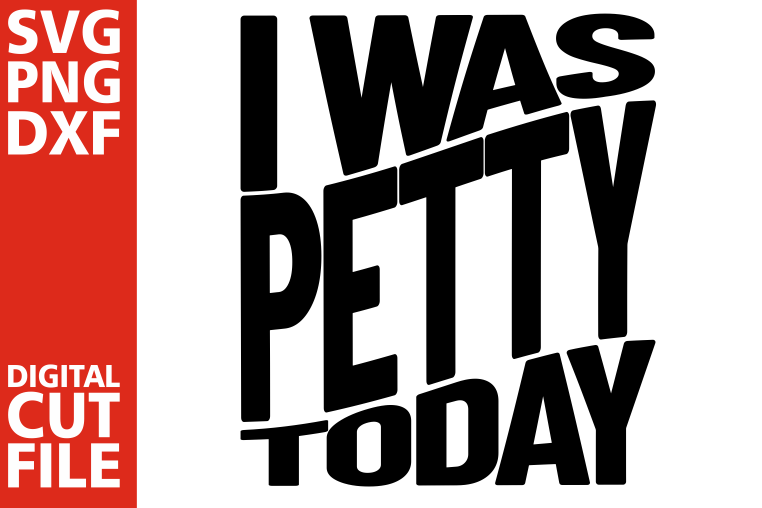 I Was Petty today svg, Black Girl Magic svg, Black Queen svg example image 1