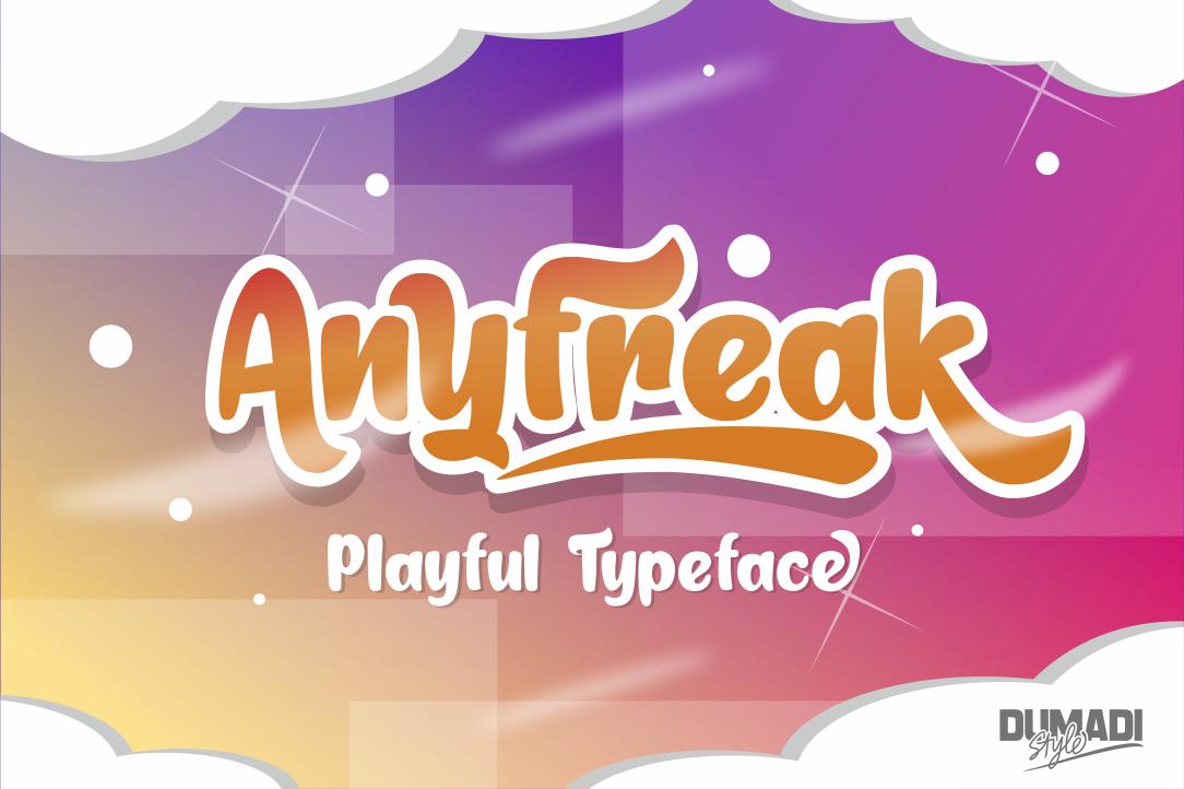 Anyfreak example image 1