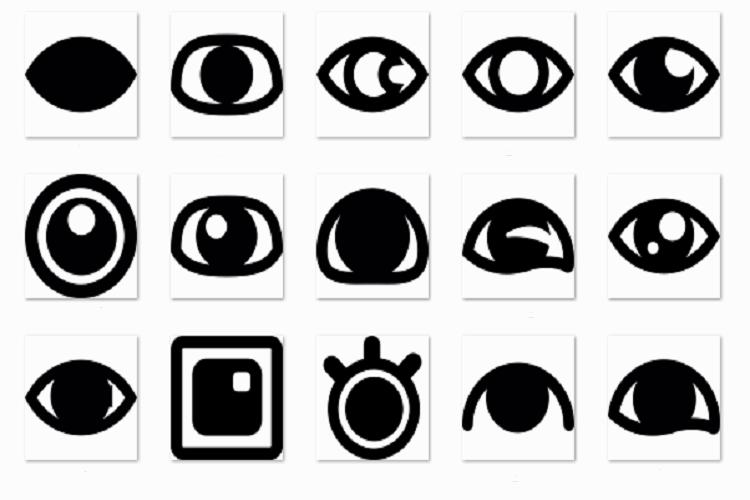 Eye example image 1