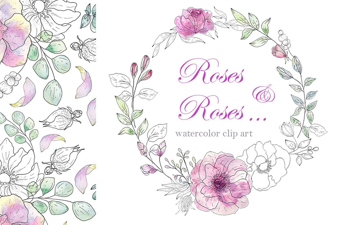 Roses and Roses example image 1