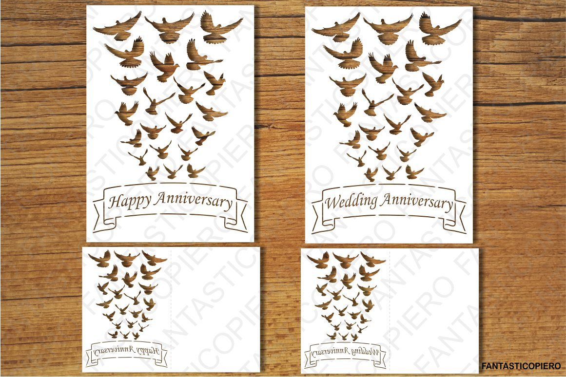 Happy Birthday Happy Anniversary Wedding Anniversary Greeting