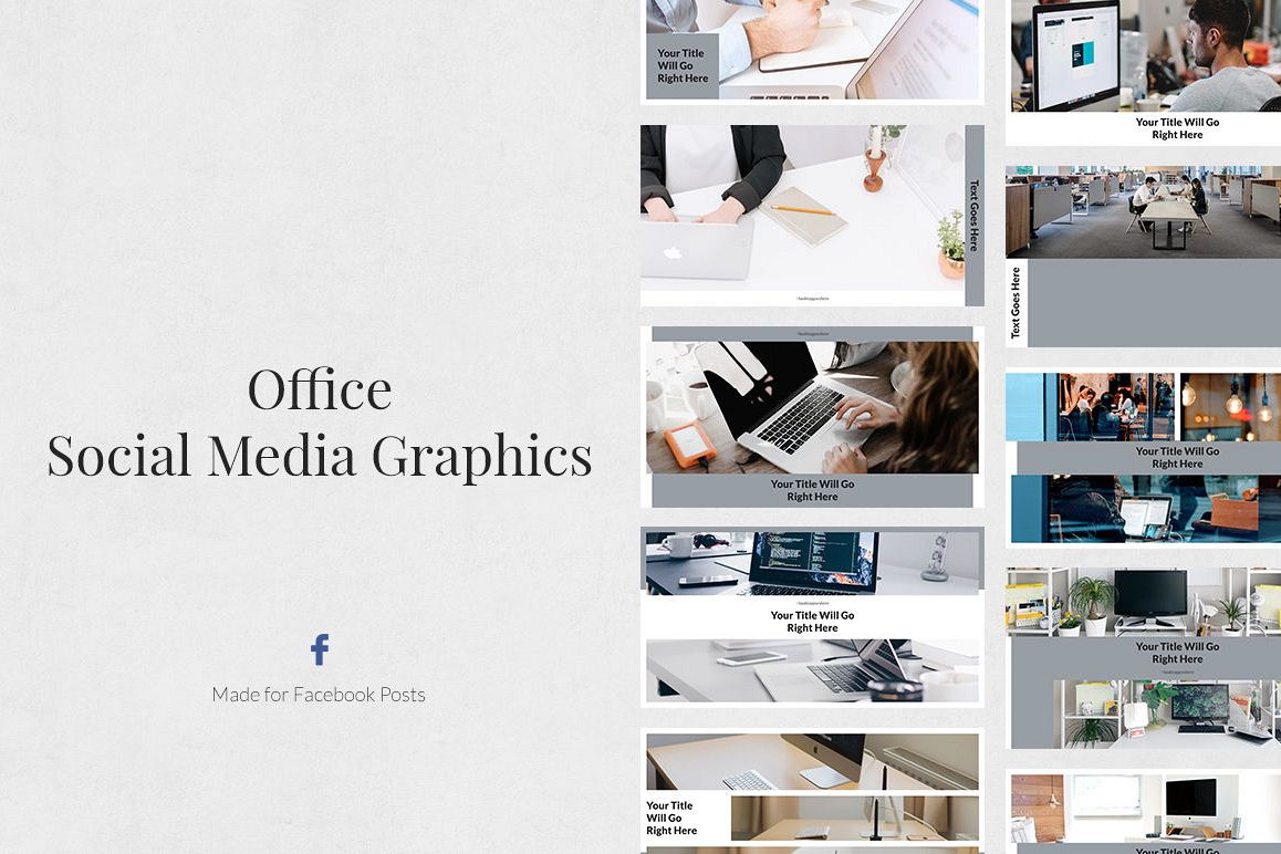 Office Facebook Posts example image 1