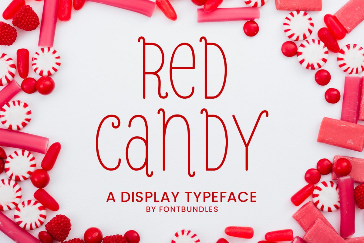 Red Candy example image 1