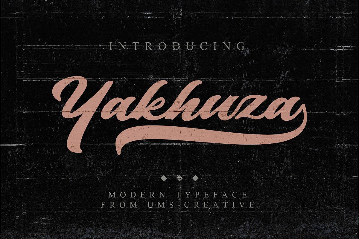 Yakhuza example image 1