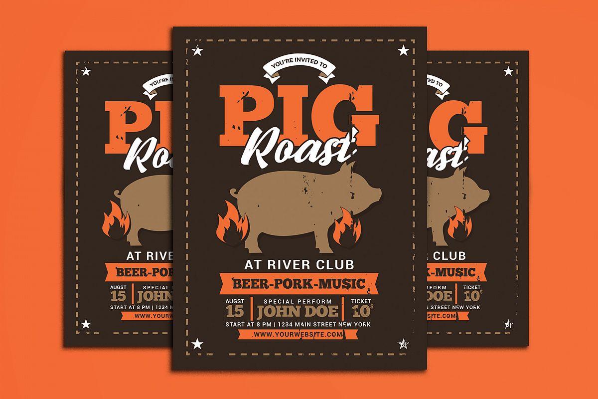 Pig Roast Event example image 1