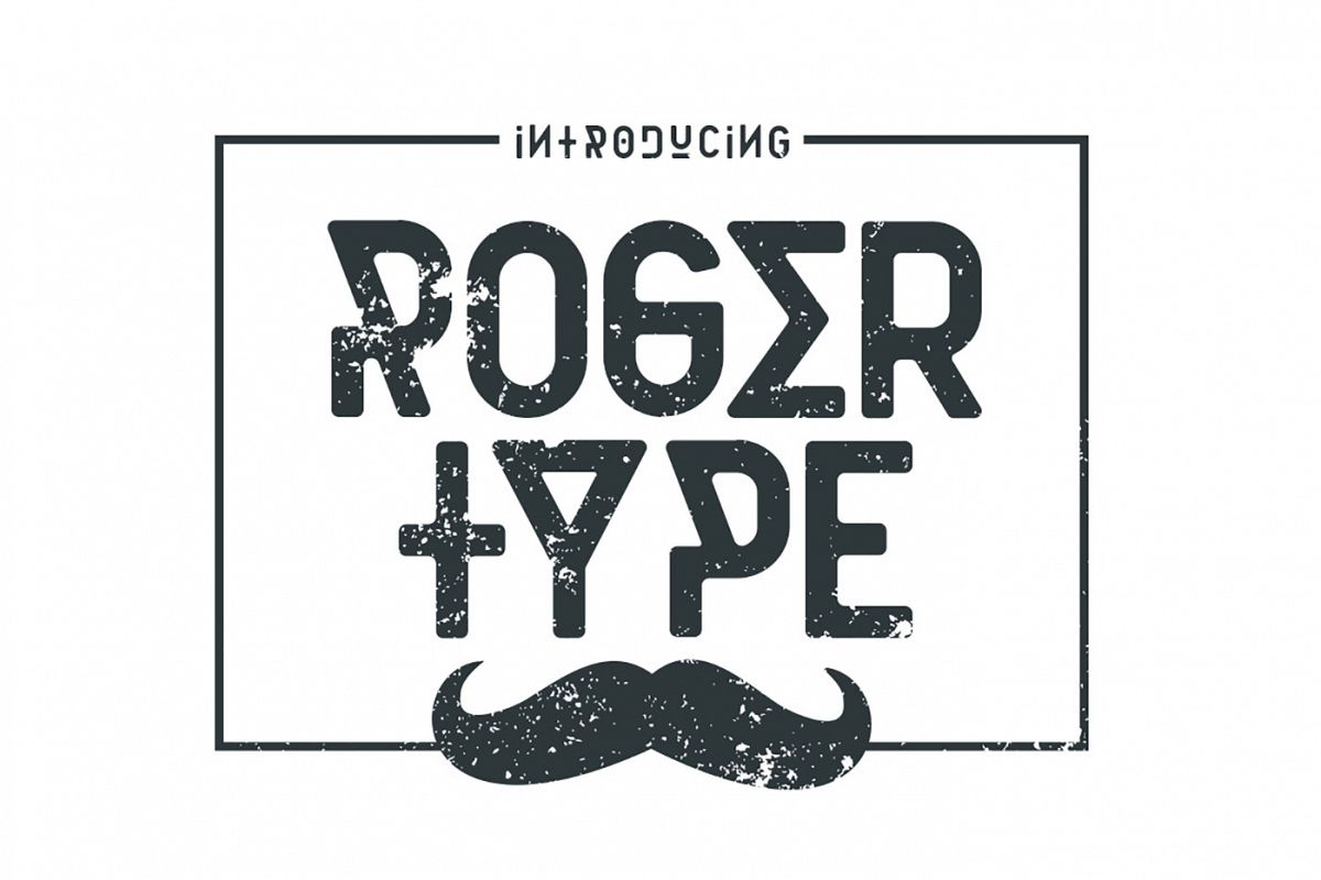 Roger Type example image 1