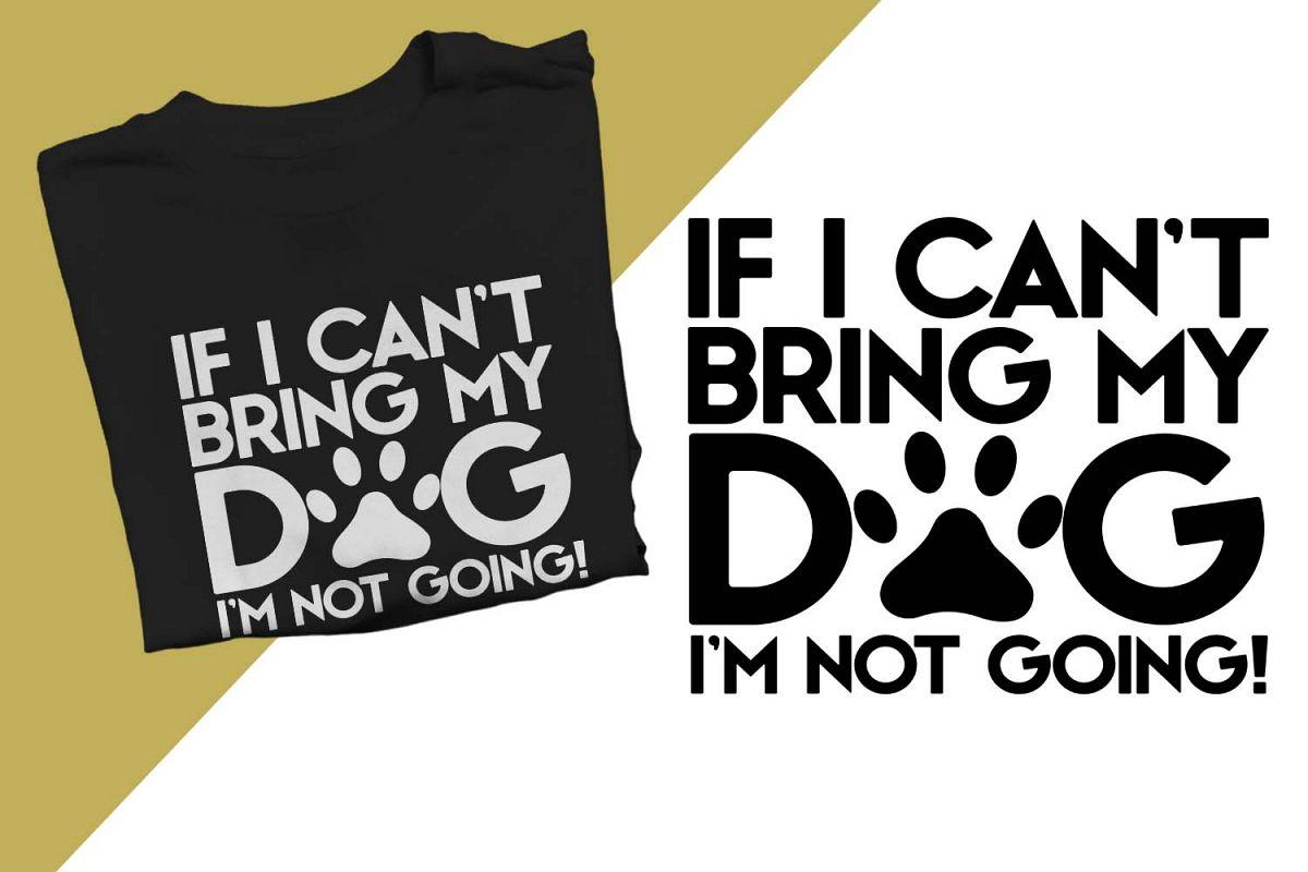 Bring my dog Printable example image 1