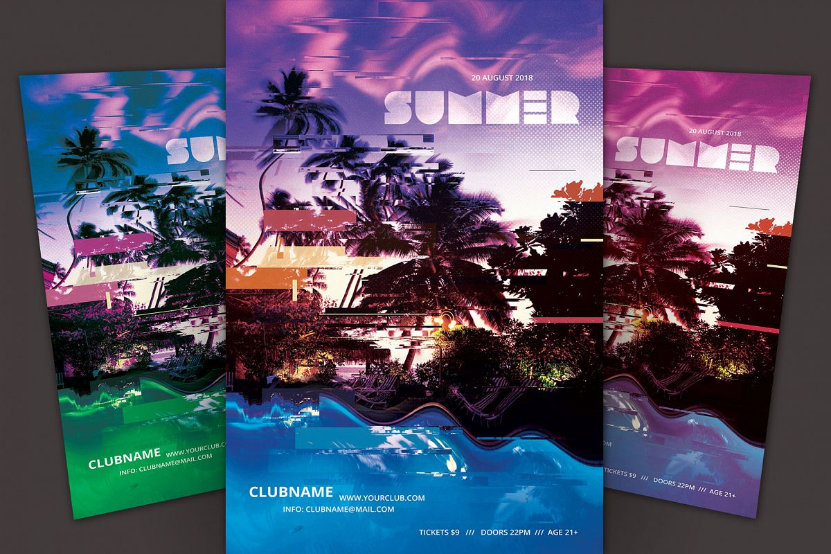 Summer Flyer example image 1