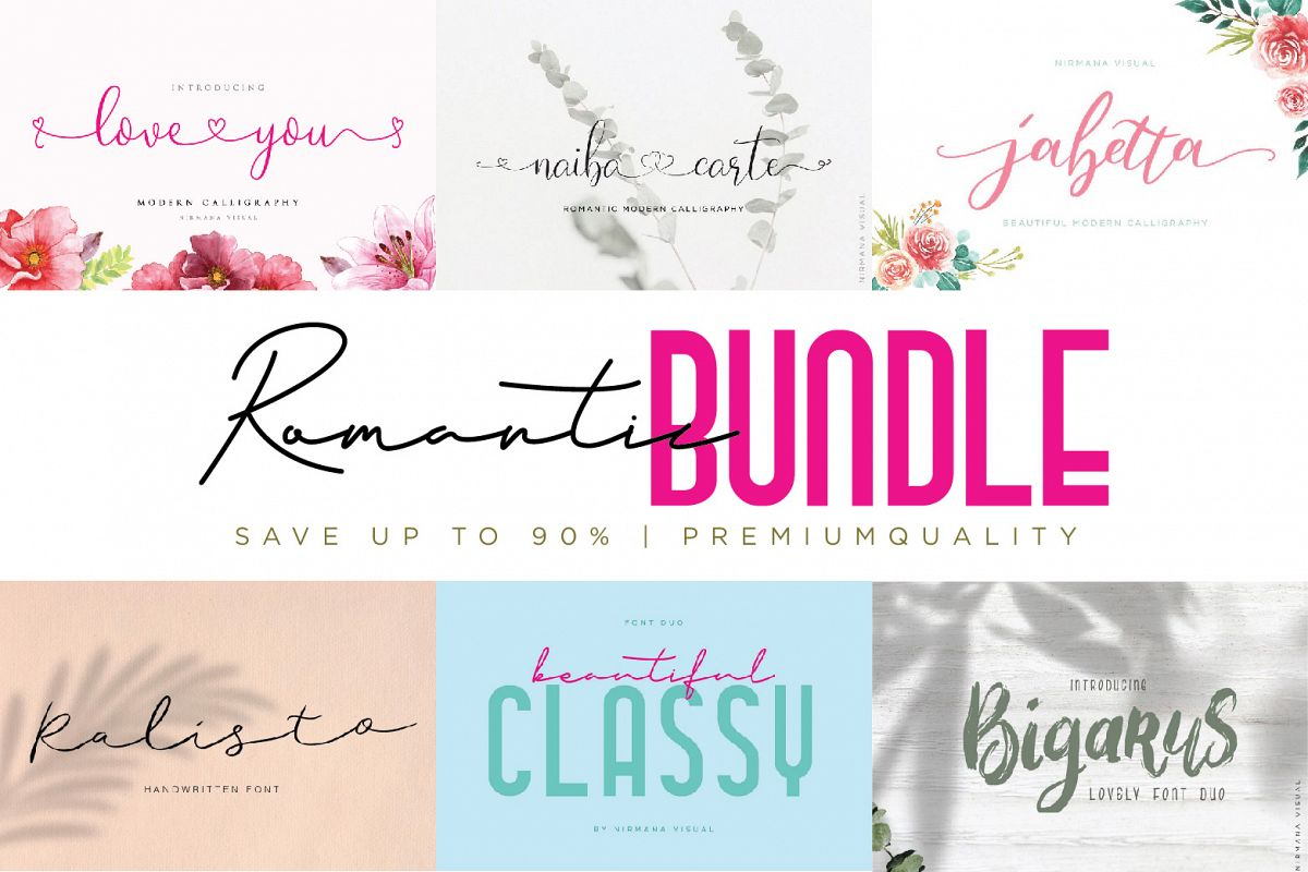 The Romantic Bundle example image 1