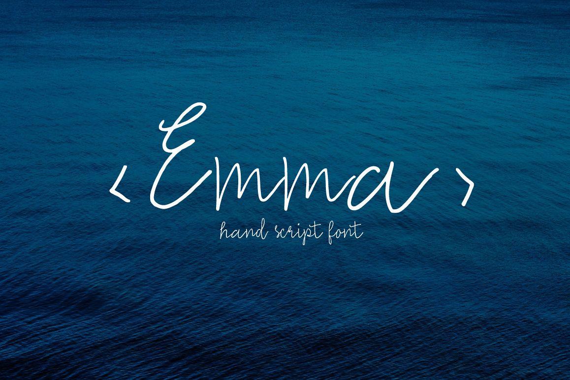Emma Script example image 1