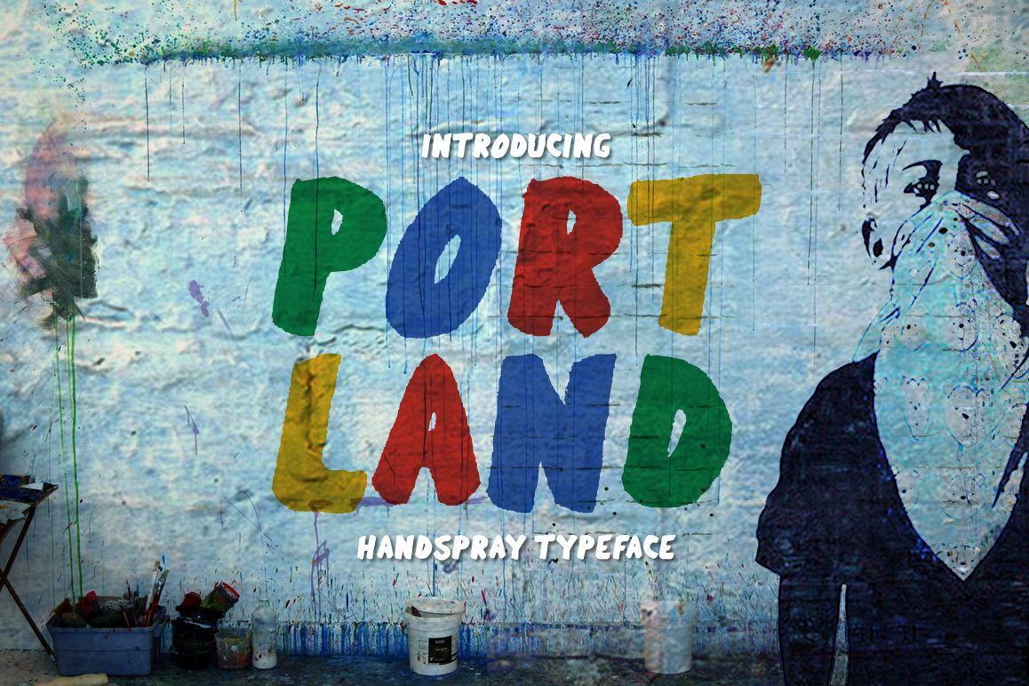 Portland example image 1