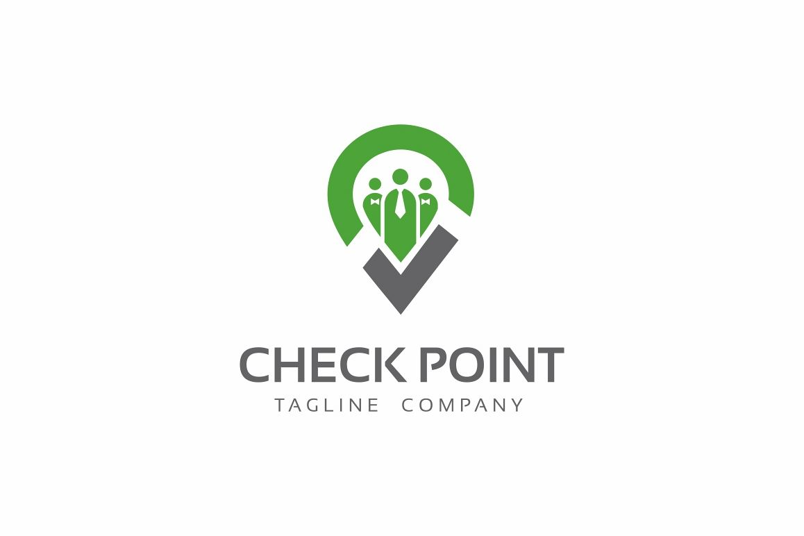 Human Check Logo example image 1