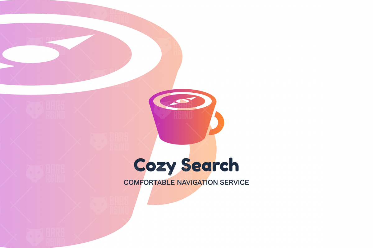 Cozy Search Logo example image 1