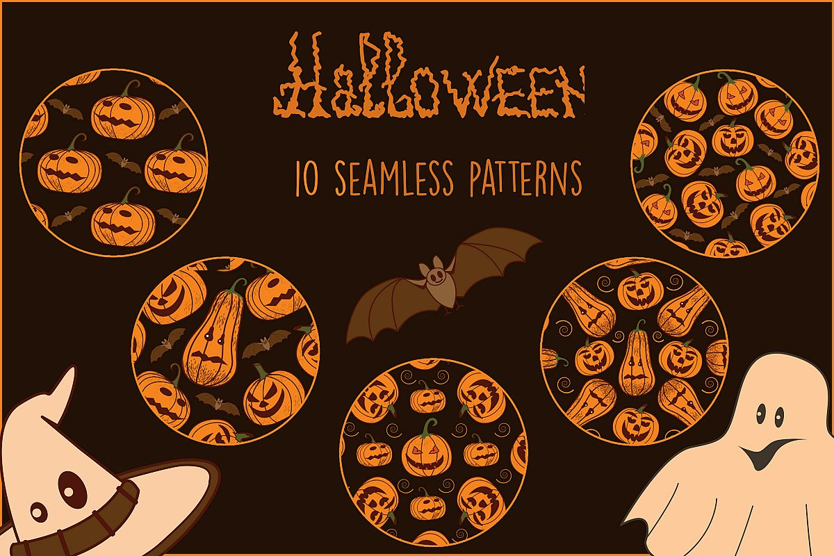 Merry Halloween example image 1
