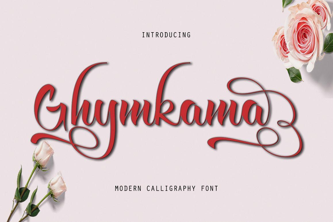 Ghymkama Slant example image 1