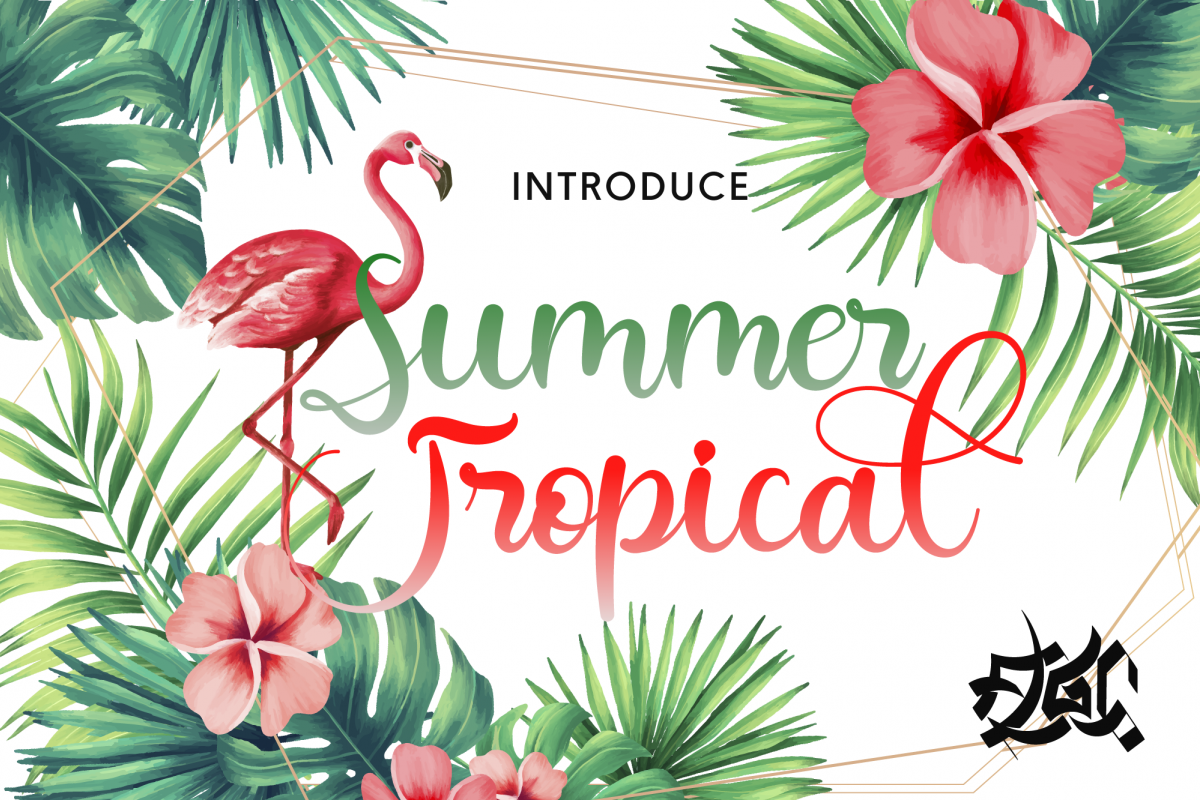 Summer Tropical example image 1