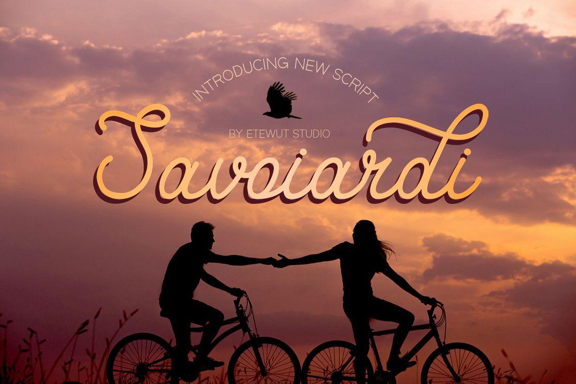 Savoiardi script example image 1