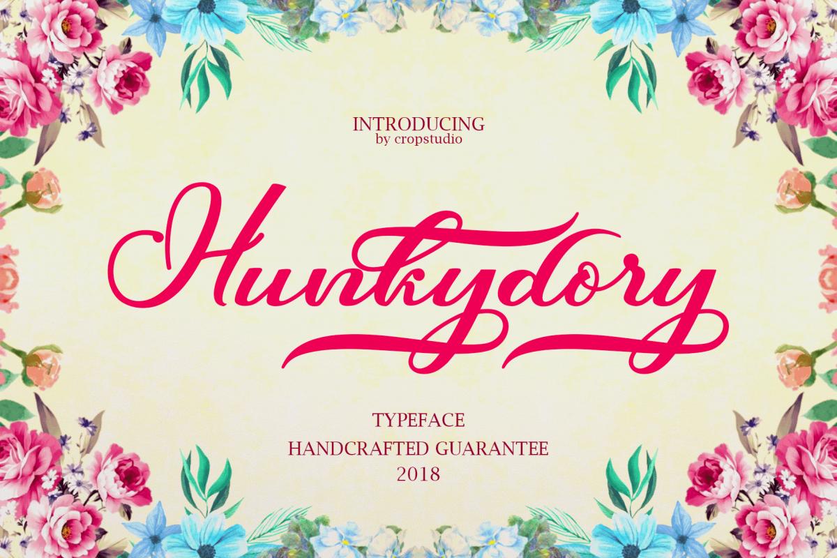 Hunkydory example image 1