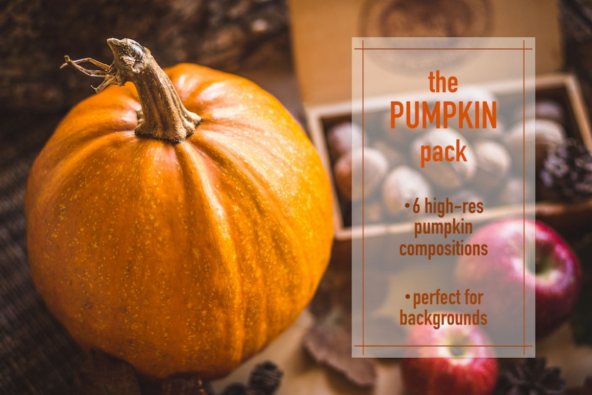 The PUMPKIN Pack example image 1