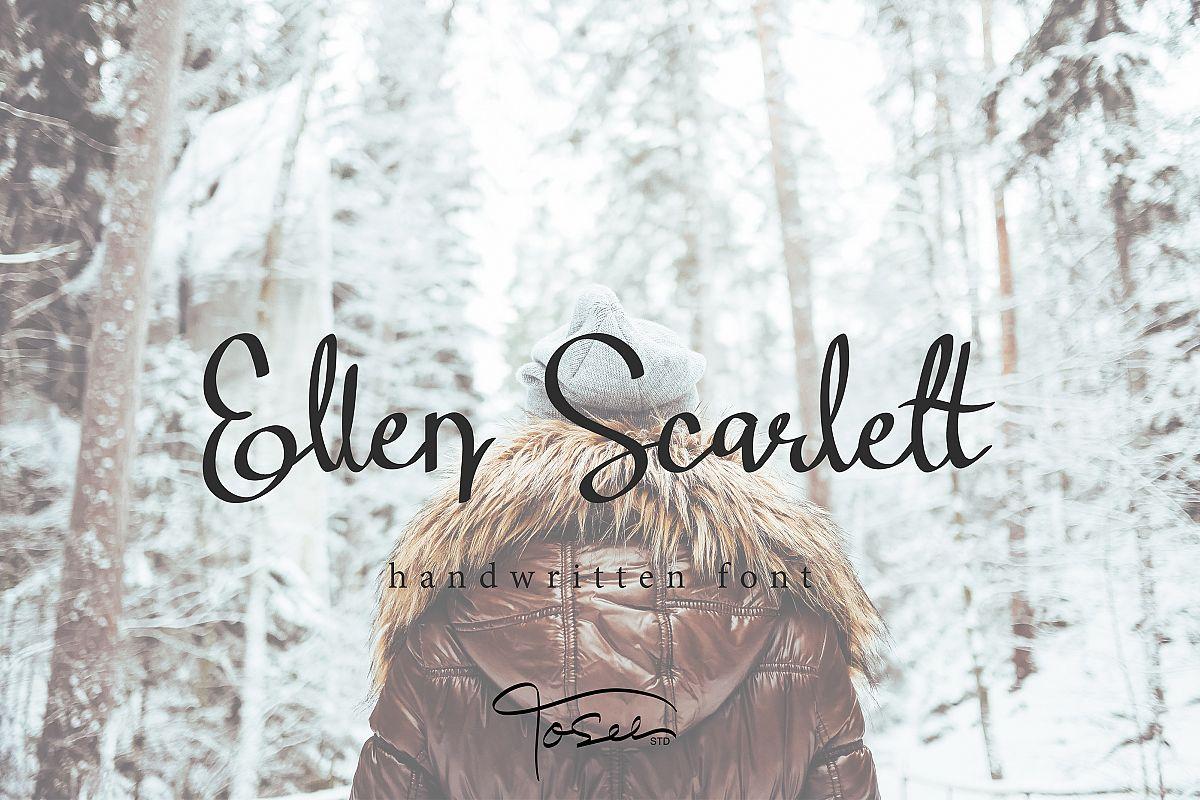 Ellen Scarlett example image 1