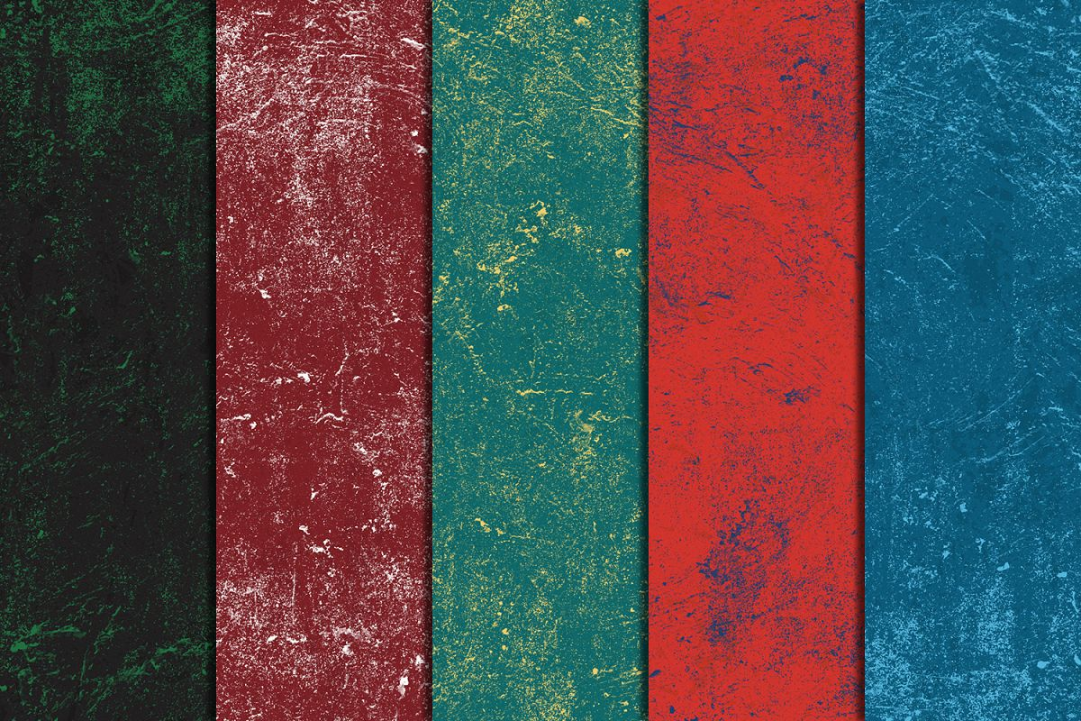 Grunge Texture Backgrounds example image 1