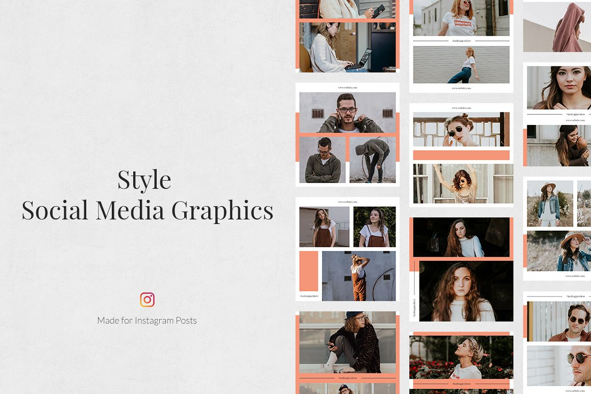 Style Instagram Posts example image 1