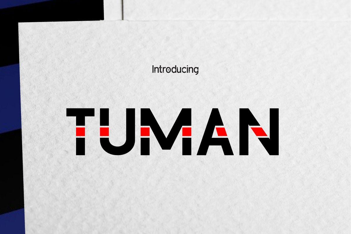 TUMAN example image 1